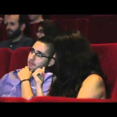 Embedded thumbnail for طلب زواج في صالة السينما في لبنان