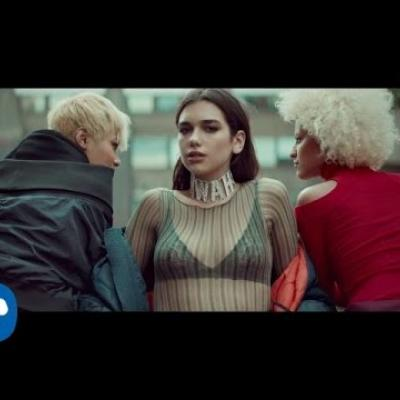 Embedded thumbnail for Dua Lipa - Blow Your Mind