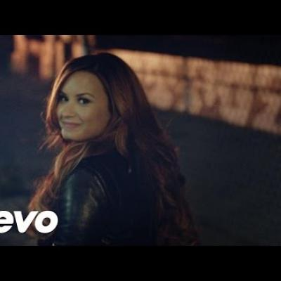 Embedded thumbnail for Demi Lovato - Give Your Heart a Break