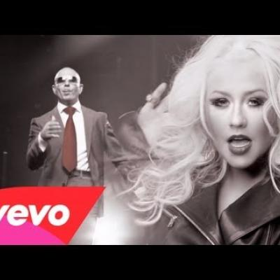 Embedded thumbnail for Feel This Moment - Pitbull and Christina Aguilera