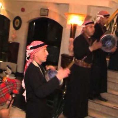 Embedded thumbnail for فرقة النشامى للزفات - زفة أردنية
