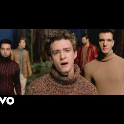 Embedded thumbnail for N Sync - This I Promise You