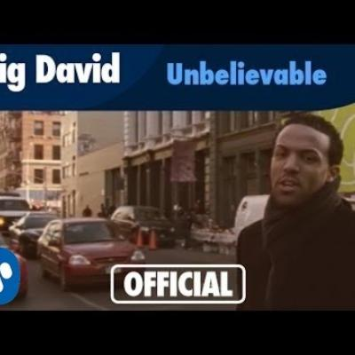 Embedded thumbnail for Craig David - Unbelievable