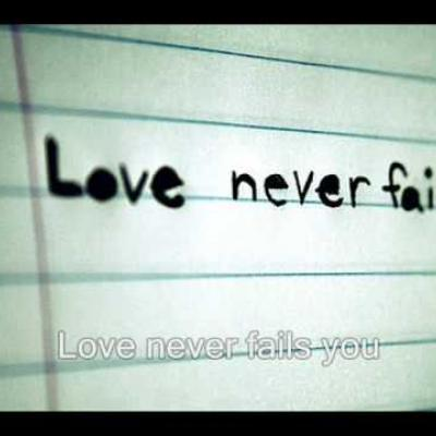 Embedded thumbnail for Brandon Heath - Love Never Fails