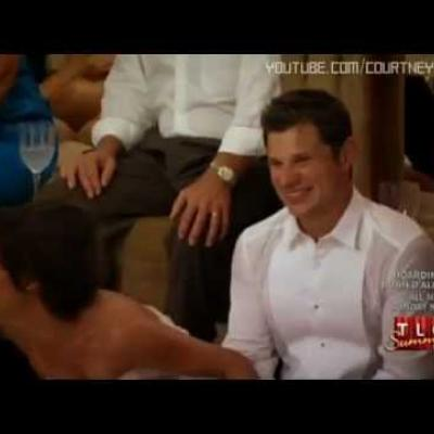 Embedded thumbnail for Nick Lachey and Vanessa Minnillo's Dream Wedding - Part 2