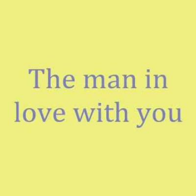 Embedded thumbnail for Rascal Flatts - The man in Love With You