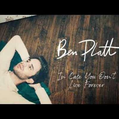 Embedded thumbnail for Ben Platt - In Case You Don't Live Forever