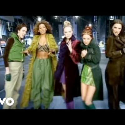 Embedded thumbnail for Spice Girls - Two Become One