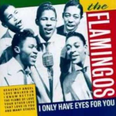 Embedded thumbnail for The Flamingos - I Only Have Eyes For You