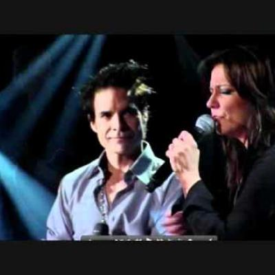 Embedded thumbnail for Train and Martina McBride - Marry Me
