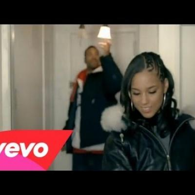 Embedded thumbnail for Alicia Keys - If I Aint Got You