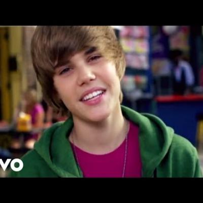 Embedded thumbnail for Justin Bieber - One Less Lonely Girl