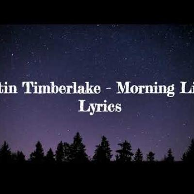 Embedded thumbnail for Justin Timberlake - Morning Light ft. Alicia Keys
