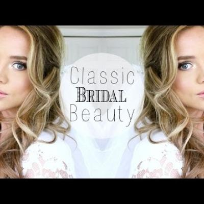 Embedded thumbnail for Classic Glamour Bridal Hairstyle
