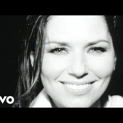 Embedded thumbnail for Shania Twain - When You Kiss Me