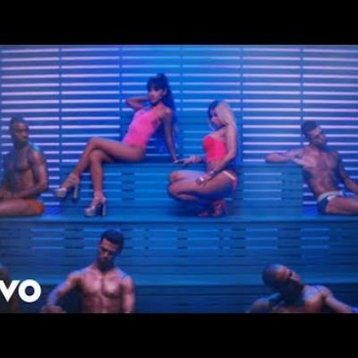 Embedded thumbnail for Ariana Grande ft. Nicki Minaj - Side To Side