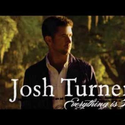 Embedded thumbnail for Josh Turner - Baby I Go Crazy