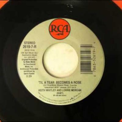 Embedded thumbnail for Lorrie Morgan and Keith Whitley - Until A Tear Becomes a Rose