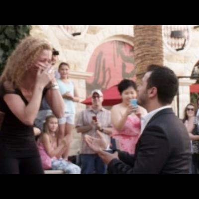 Embedded thumbnail for Best Wedding Proposal Marry You Flashmob