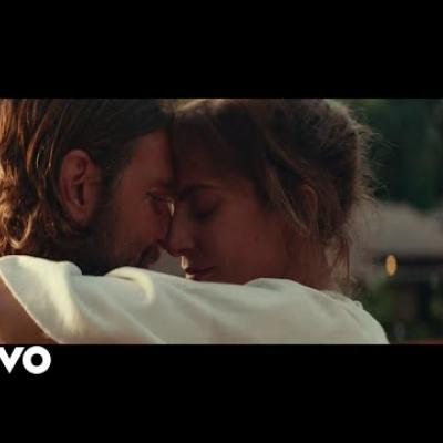 Embedded thumbnail for Lady Gaga and Bradley Cooper - Shallow