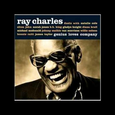 Embedded thumbnail for Ray Charles feat Van Morrison - Crazy Love