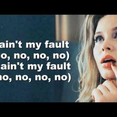 Embedded thumbnail for Zara Larsson - Ain't my fault