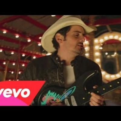 Embedded thumbnail for Brad Paisley - Beat This Summer