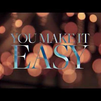 Embedded thumbnail for  - You Make It Easy