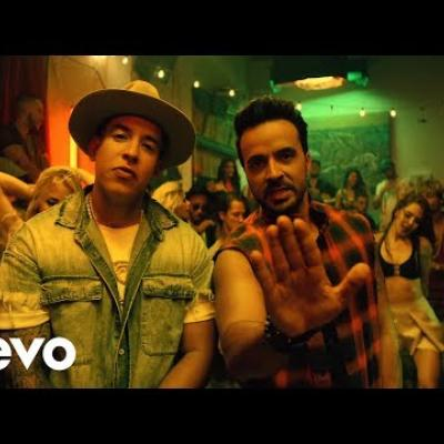 Embedded thumbnail for Luis Fonsi ft. Daddy Yankee - Despacito