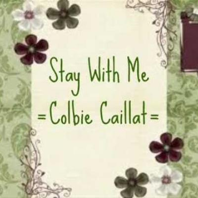 Embedded thumbnail for Colbie Caillat - Stay With Me