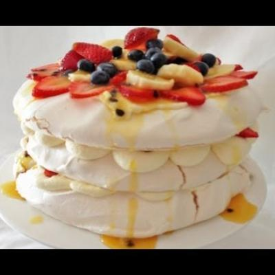 Embedded thumbnail for Pavlova Recipe