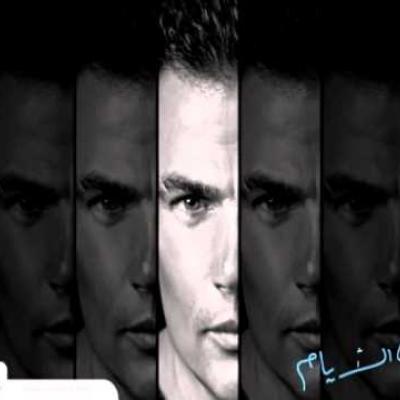 Embedded thumbnail for عمرو دياب - أهو ليل وعدي