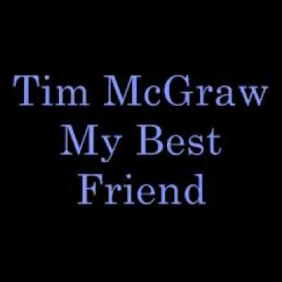 Embedded thumbnail for Tim McGraw - My Best Friend