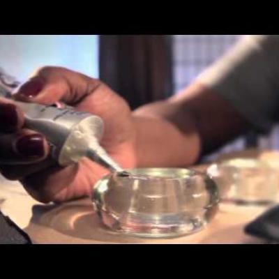 Embedded thumbnail for DIY Tealight Trio Decor