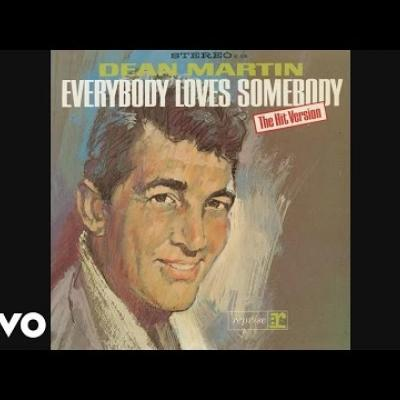 Embedded thumbnail for Dean Martin - Everybody Loves Somebody