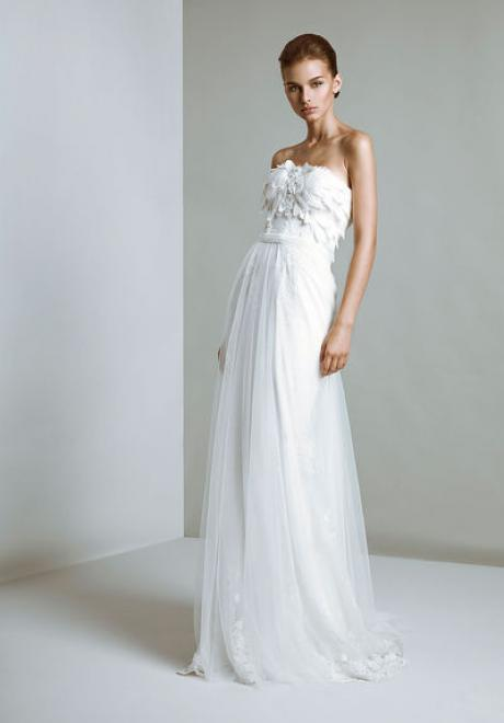 Tony Ward's Bridal Collection for Spring 1