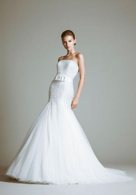 Tony Ward's Bridal Collection for Spring 11