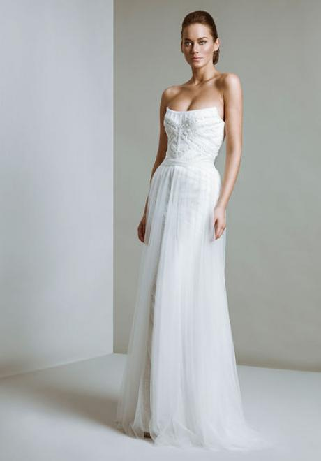 Tony Ward's Bridal Collection for Spring 4
