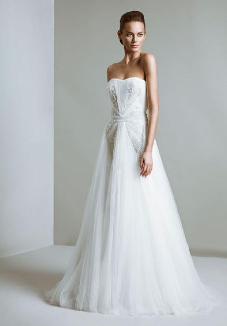 Tony Ward's Bridal Collection for Spring 5