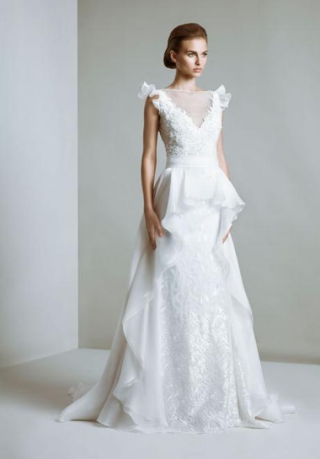 Tony Ward's Bridal Collection for Spring 14