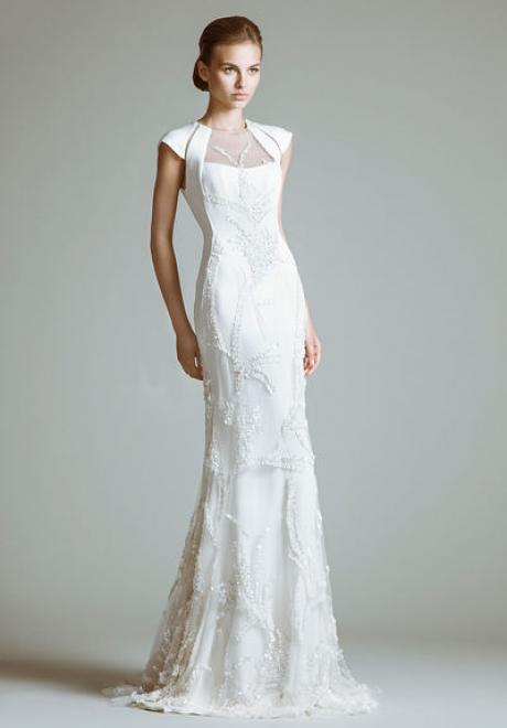 Tony Ward's Bridal Collection for Spring 13