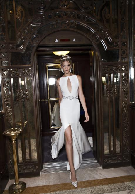 The Nicole Bridal Collection for Fall 2017