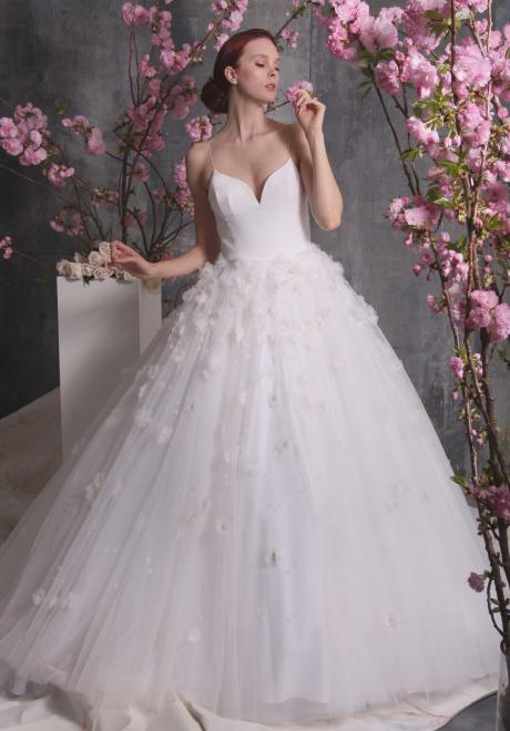 2018 Spring Bridal Collection - Christian Siriiano 1