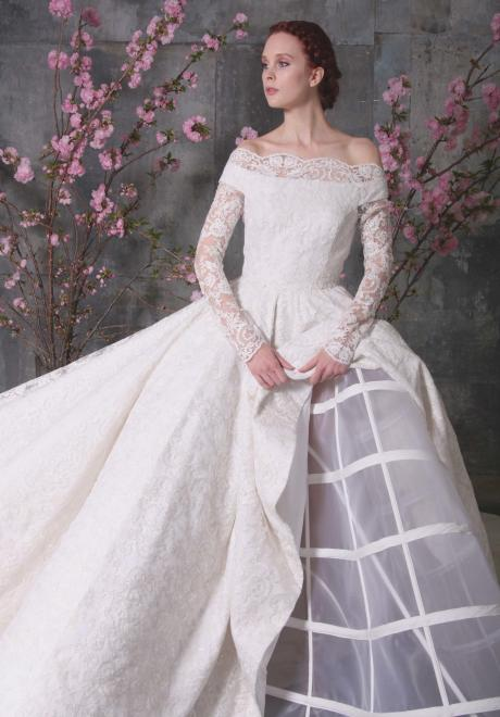 Spring Bridal Collection - Christian Siriiano 13