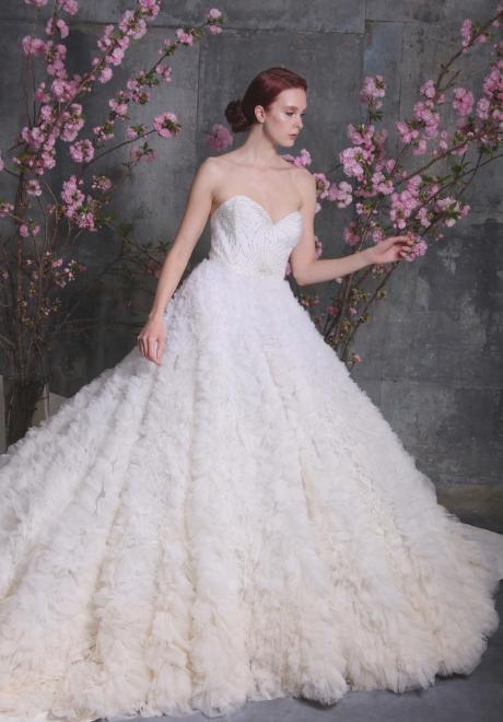 Spring Bridal Collection - Christian Siriiano 14