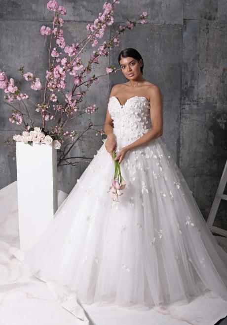 Spring Bridal Collection - Christian Siriiano 3