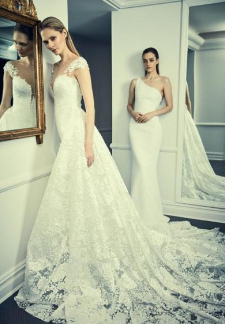 Romona Keveza 2018 Spring Bridal Collection 11