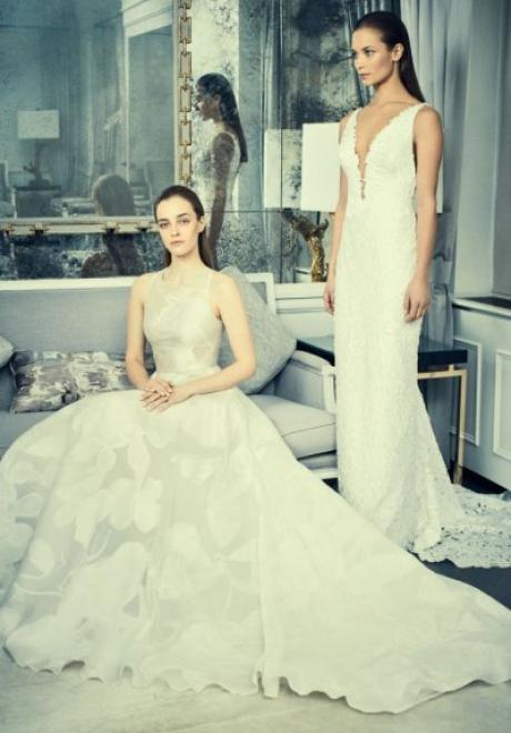 Romona Keveza 2018 Spring Bridal Collection 13
