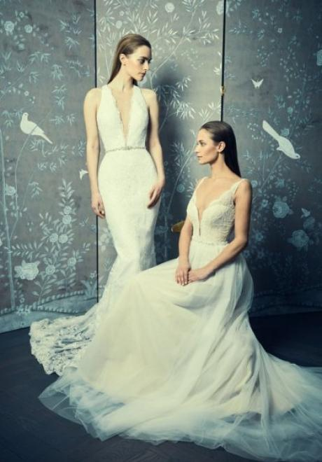 Romona Keveza 2018 Spring Bridal Collection 14
