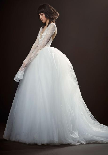 Vera Wang Spring 2018 Wedding Dress  5